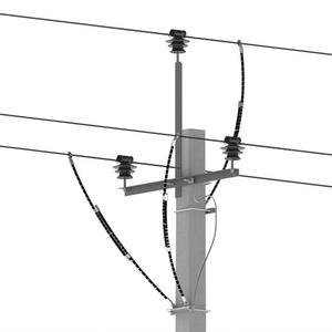 Использование разрядников РДИМ-10-1,5-IV-УХЛ1 на участках высоковольтных линий электропередач трехфазного тока
